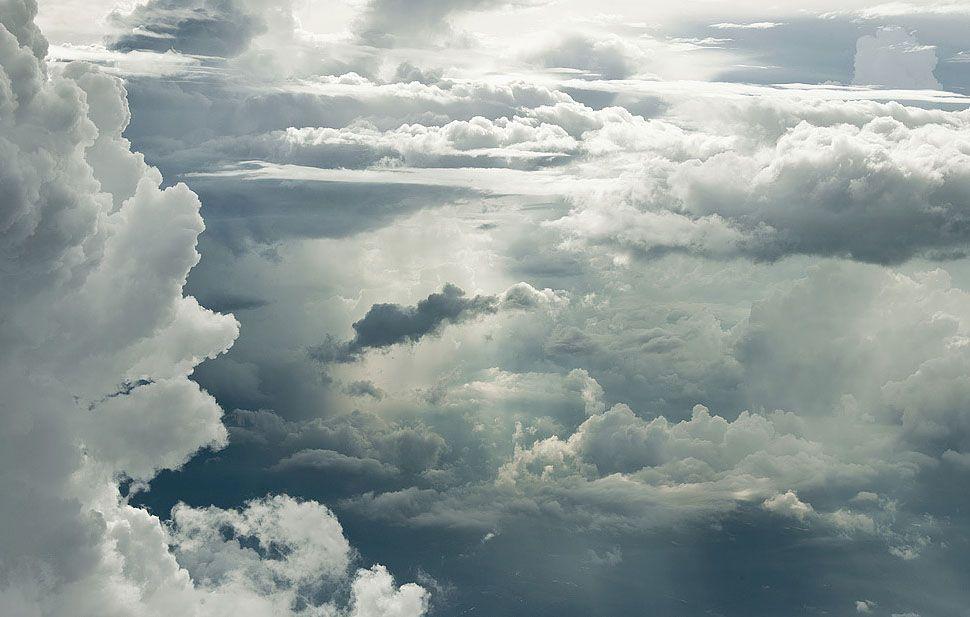 Тропосферные облака.