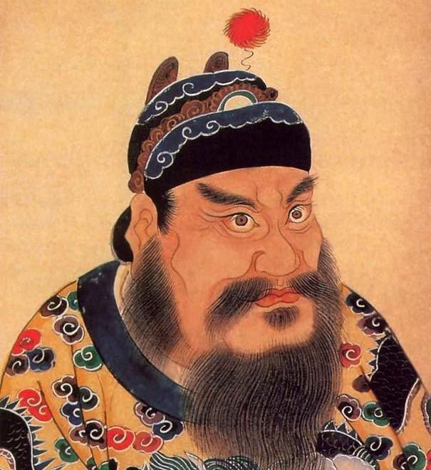 Император династии Цинь