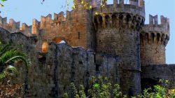 Крепость острова Родос