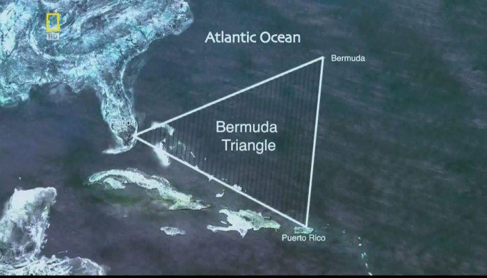 Какие удивительные загадки есть о атлантическом