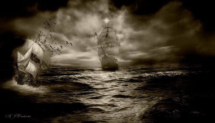 Мираж корабля