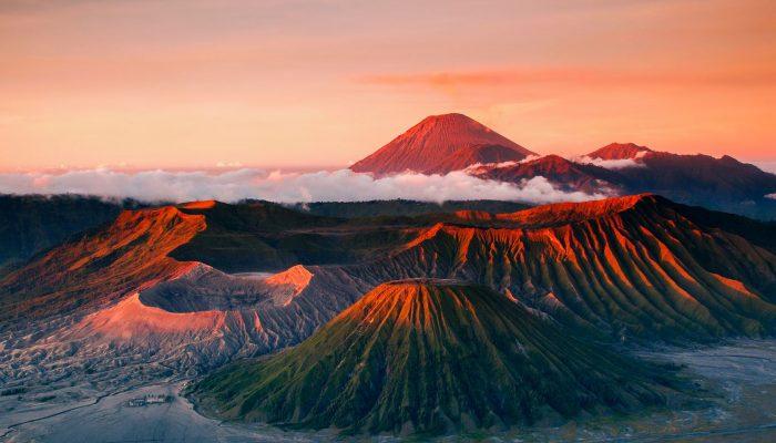 Потухшие вулканы