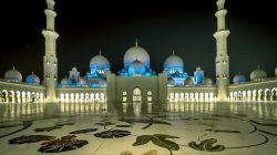Мечеть шейха Заида