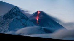 вулкан ключевский