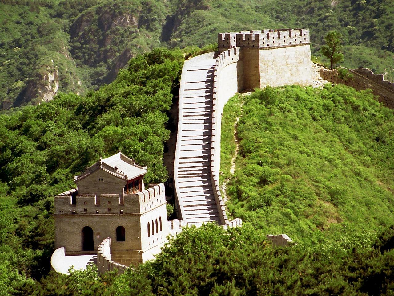 Velikaya Kitajskaya Stena Istoriya Sozdaniya Fakty Foto