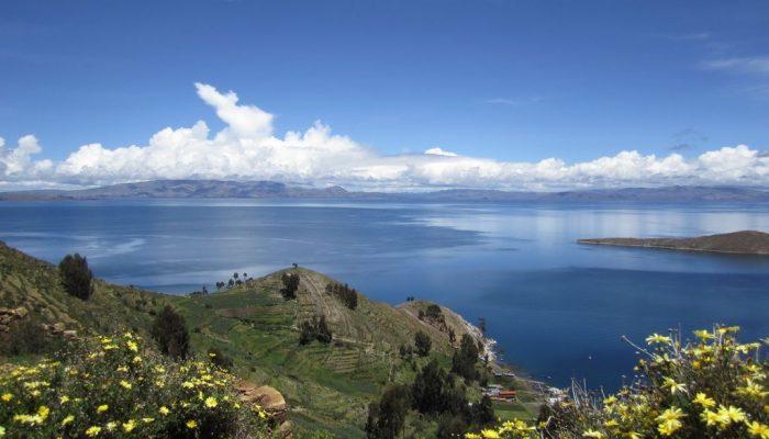 Доклад на тему озеро титикака 3855
