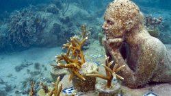 Парк подводных статуй