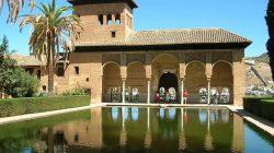 Дворец Альгамбра