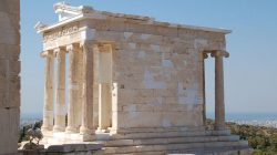 Акрополь в греции