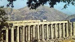 Храм аполлона в бассах
