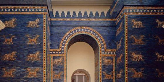 Вавилонские стены